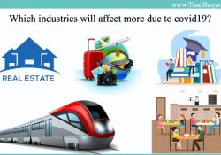 Affected industries due to covid-19