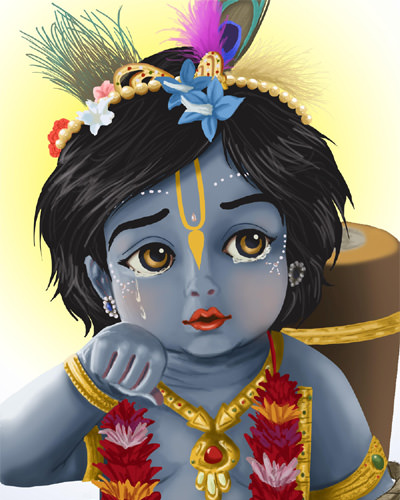 Cute Kanha Pictures