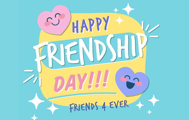 Happy Friendship Day Friends 4 Ever